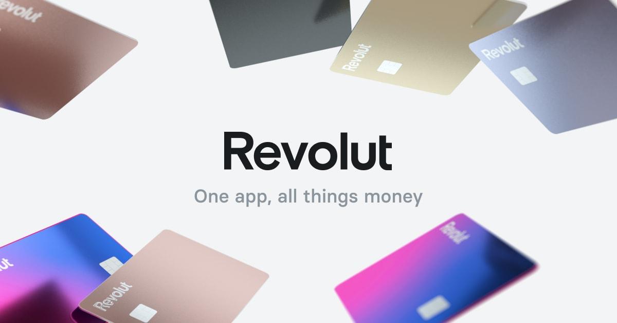 Tag Trading Crypto auf Revolut